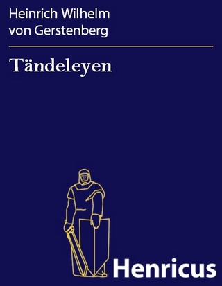 Tändeleyen - Heinrich Wilhelm Von Gerstenberg