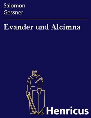 Evander und Alcimna - Salomon Gessner