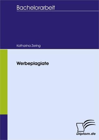 Werbeplagiate - Katharina Zering