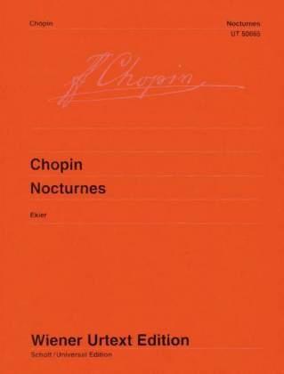 Nocturnes - Frédéric Chopin; Jan Ekier