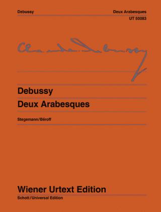Deux Arabesques - Claude Debussy; Michael Stegemann