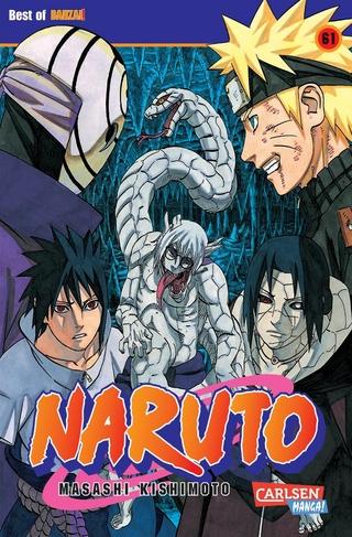 Naruto 61 - Masashi Kishimoto