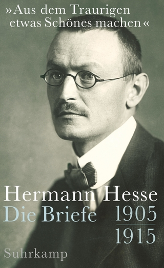 »Aus dem Traurigen etwas Schönes machen« - Hermann Hesse; Volker Michels
