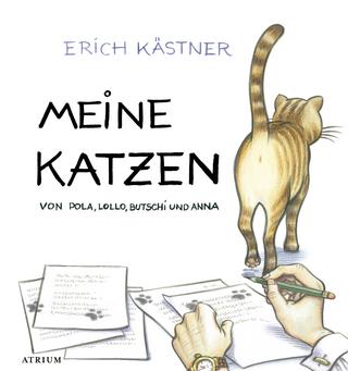Meine Katzen - Sylvia List-Beisler; Erich Kästner