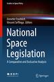National Space Legislation - Annette Froehlich; Vincent Seffinga