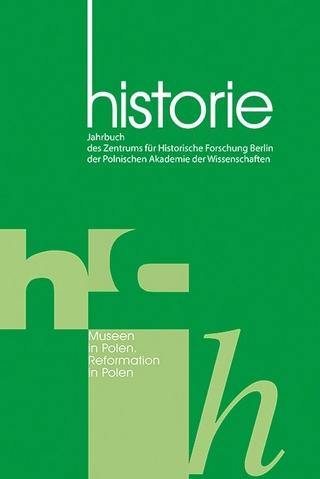 Historie Jahrbuch 11 2017