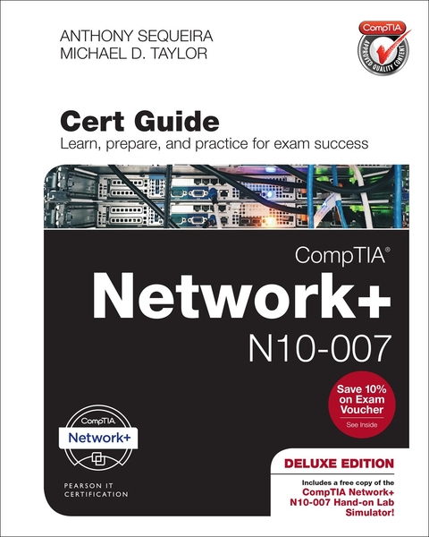 Comptia Network+ N10-007 Cert Guide, Deluxe Edition von Anthony ...