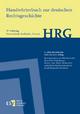 Handwörterbuch zur deutschen Rechtsgeschichte (HRG) – Lieferungsbezug – Lieferung 27: Personalkredit, Realkredit–Precaria - Albrecht Cordes; Hans-Peter Haferkamp; Heiner Lück; Dieter Werkmüller