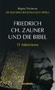Friedrich Ch. Zauner und die Bibel - Regina Thalmann
