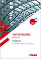 STARK Abitur-Training - Mathematik Analysis mit CAS - Horst Lautenschlager; Winfried Grunewald