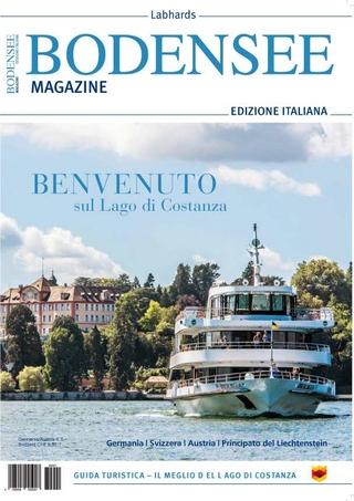 Bodensee Magazin Edizione Italiana 2018/19