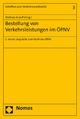 Bestellung von Verkehrsleistungen im ÖPNV - Matthias Knauff