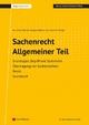 Sachenrecht Allgemeiner Teil (Skriptum) - Helmut Böhm; Ulrich E. Palma