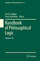 Handbook of Philosophical Logic - Dov M. Gabbay; Franz Guenthner