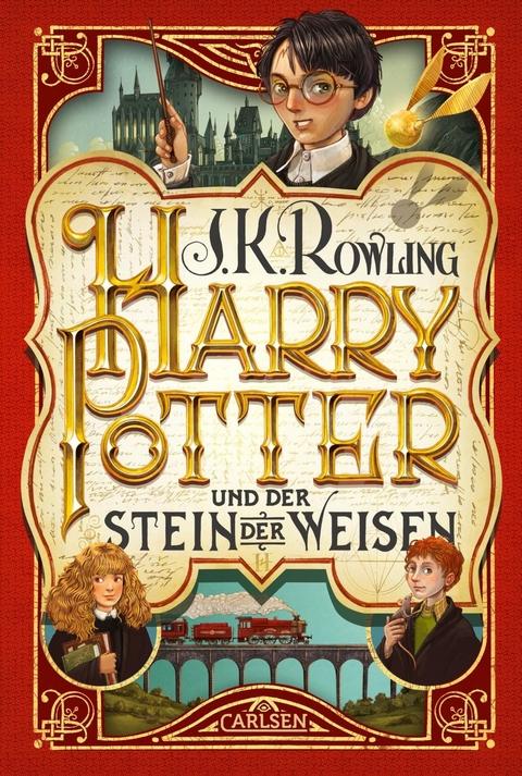Harry Potter Und Der Stein Der Weisen Harry Potter 1 Von J K Rowling Isbn 978 3 551 55741 4 Buch Online Kaufen Lehmanns De