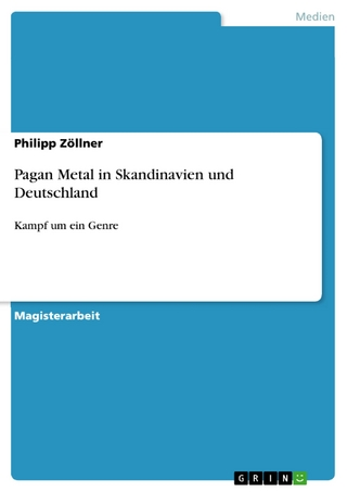 Pagan Metal in Skandinavien und Deutschland - Philipp Zöllner