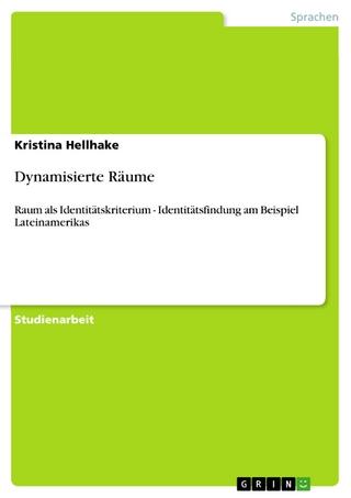 Dynamisierte Räume - Kristina Hellhake
