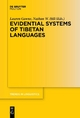 Evidential Systems of Tibetan Languages - Lauren Gawne; Nathan W. Hill
