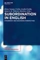 Subordination in English - Elena Seoane; Carlos Acuña-Fariña; Ignacio Palacios-Martínez