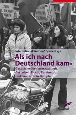 Als ich nach Deutschland kam - International Women* Space e.V.