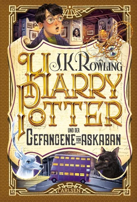Harry Potter Und Der Gefangene Von Askaban Harry Von J K Rowling Isbn 978 3 551 55743 8 Buch Online Kaufen Lehmanns De