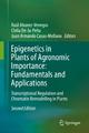 Epigenetics in Plants of Agronomic Importance: Fundamentals and Applications - Raúl Alvarez-Venegas; Clelia De-la-Peña; Juan Armando Casas-Mollano