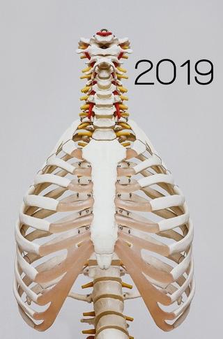 Tagesplaner 2019 Medizin | Terminplaner, Taschenkalender, Tageskalender, Terminkalender, Kalender, Wochenkalender, Buchkalender - Johannes Wild