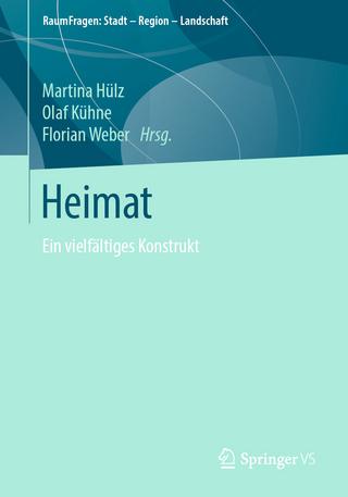 Heimat - Martina Hülz; Olaf Kühne; Florian Weber