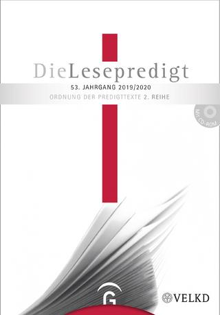 Die Lesepredigt, Perikopenreihe II / Die Lesepredigt 2019/2020 - Horst Gorski