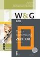 Einführungsangebot «Textsammlung ZGB | OR» und «W&G 1» - Alex Bieli; Heinrich Andereggen; Martin Bachmann; Rahel Balmer-Zahnd; Vera Friedli; Angela Krause; Adrian S. Müller; Renato C. Müller Vasquez Callo