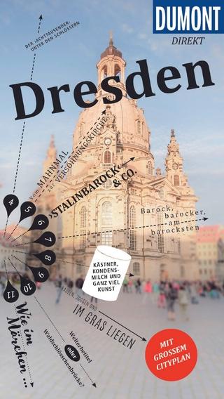 DuMont direkt Reiseführer Dresden - Siiri Klose