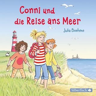 Conni und die Reise ans Meer (Meine Freundin Conni - ab 6) - Julia Boehme; diverse