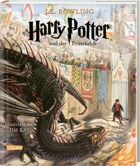 Harry Potter Und Der Feuerkelch Von J K Rowling Isbn 978 3 551 55904 3 Buch Online Kaufen Lehmanns De