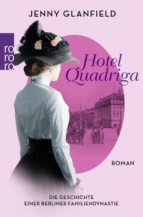 Hotel Quadriga - Jenny Glanfield