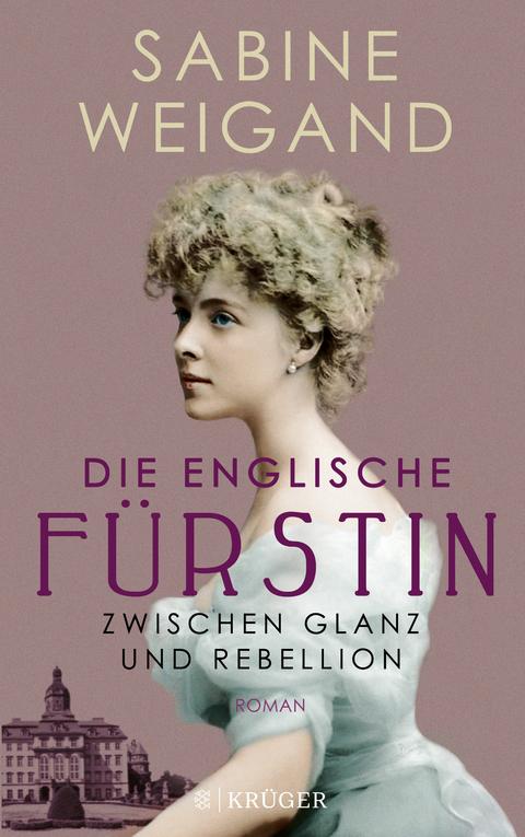 Die englische Fürstin - Sabine Weigand