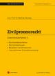 Zivilprozessrecht Erkenntnisverfahren 3 (Skriptum) - Matthias Neumayr