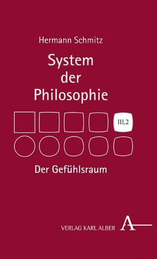 Der Gefühlsraum - Hermann Schmitz