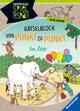 Rätselblock von Punkt zu Punkt: Im Zoo (Ravensburger Spiel und Spaß)