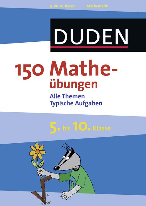 eBook: 150 Matheübungen 5. bis 10. Klasse von Wiebke Salzmann | ISBN ...