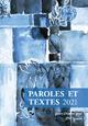 Paroles et Textes 2021 - Herrnhuter Brüdergemeine