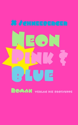 Neon Pink & Blue - Christoph Schneeberger
