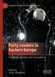 Party Leaders in Eastern Europe - Sergiu Gherghina
