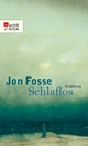 Schlaflos - Jon Fosse