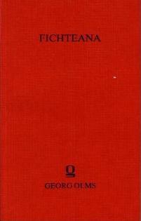 Schriften zu J. G. Fichtes Sozialphilosophie - Hans Lindau; Marianne Weber