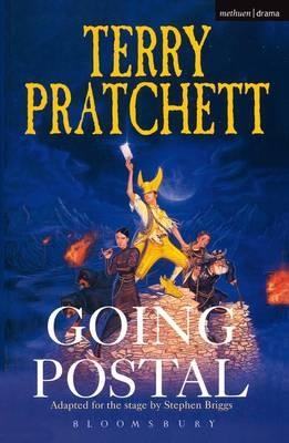 Going Postal - Pratchett Terry Pratchett