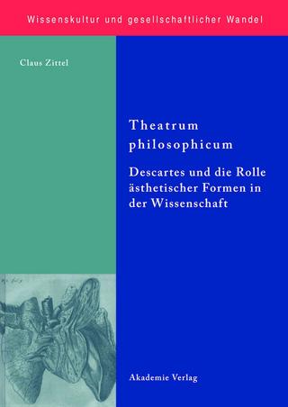 Theatrum philosophicum - Claus Zittel