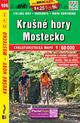 Krušné hory, Mostecko / Erzgebirge, Brüx (Radkarte 1:60.000)