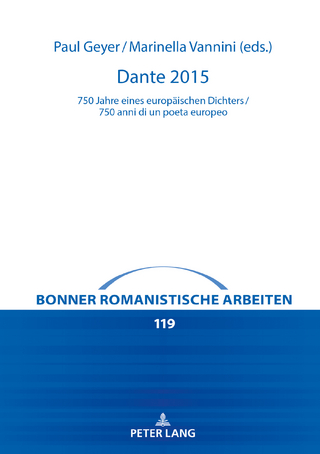 Dante 2015 - Paul Geyer; Marinella Vannini