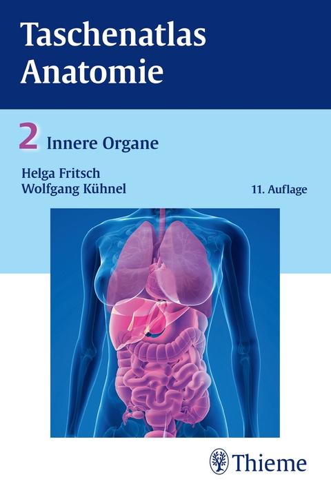 eBook: Taschenatlas der Anatomie, Band 2: Innere Organe von Helga ...