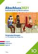 Abschluss 2021 - Realschulprüfung Niedersachsen